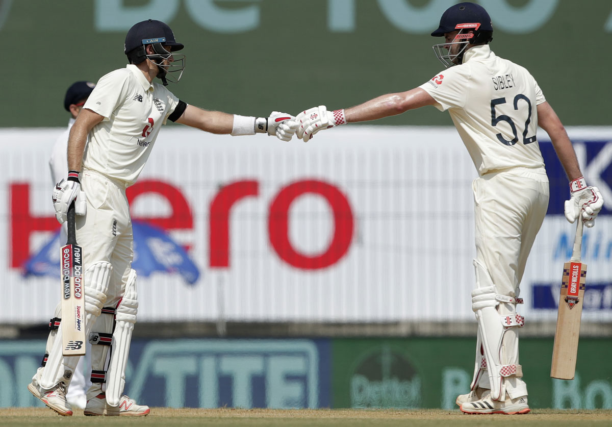 Root expects England to cash in on good start