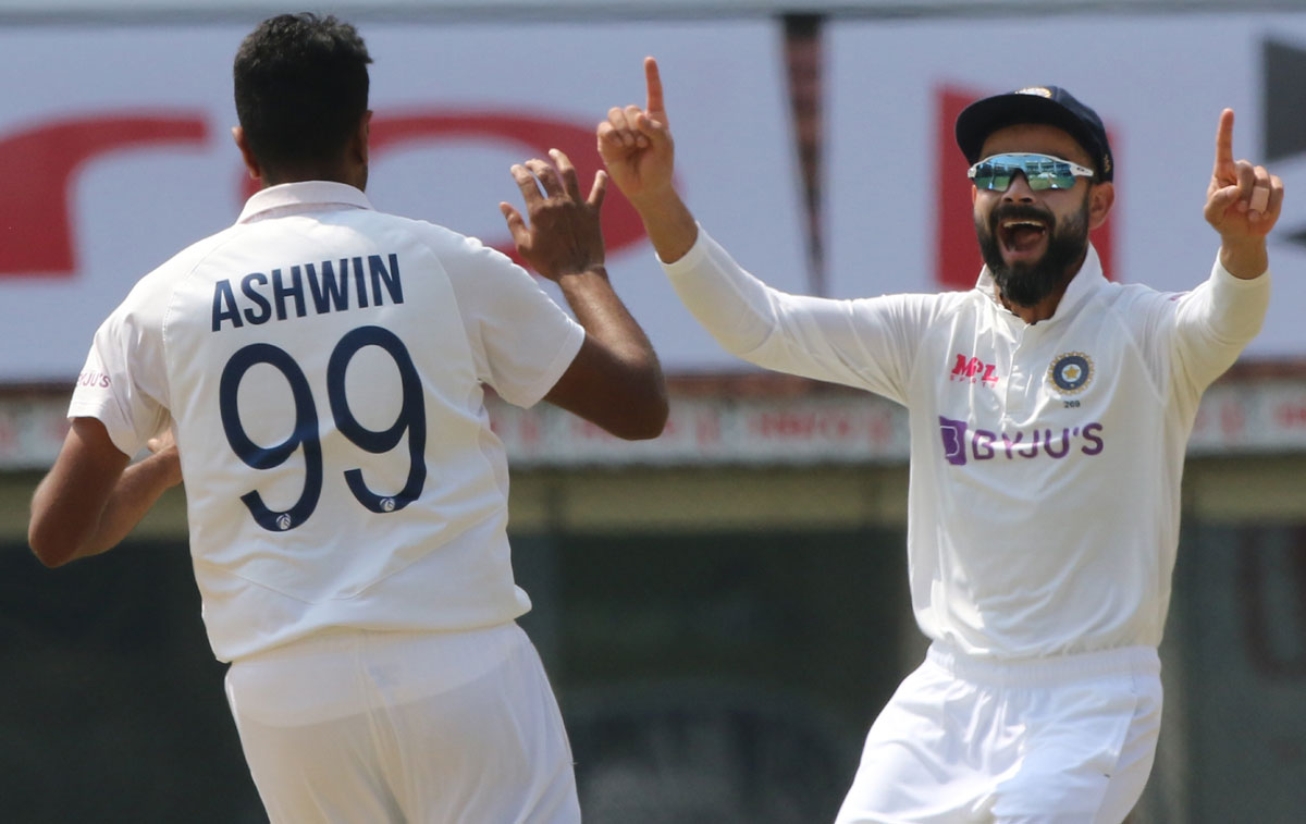 Ashwin breaks over 100-year-old record!