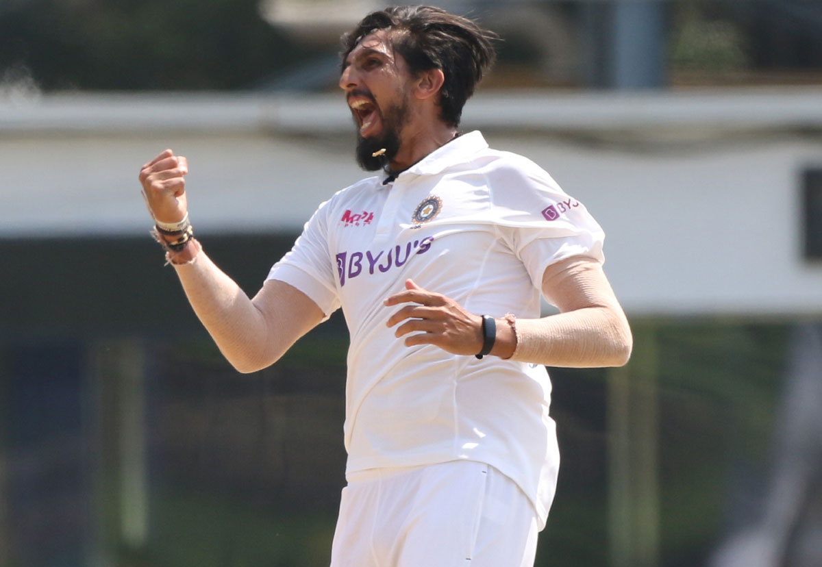 On the cusp of 100th Test, Ishant Sharma stands tall