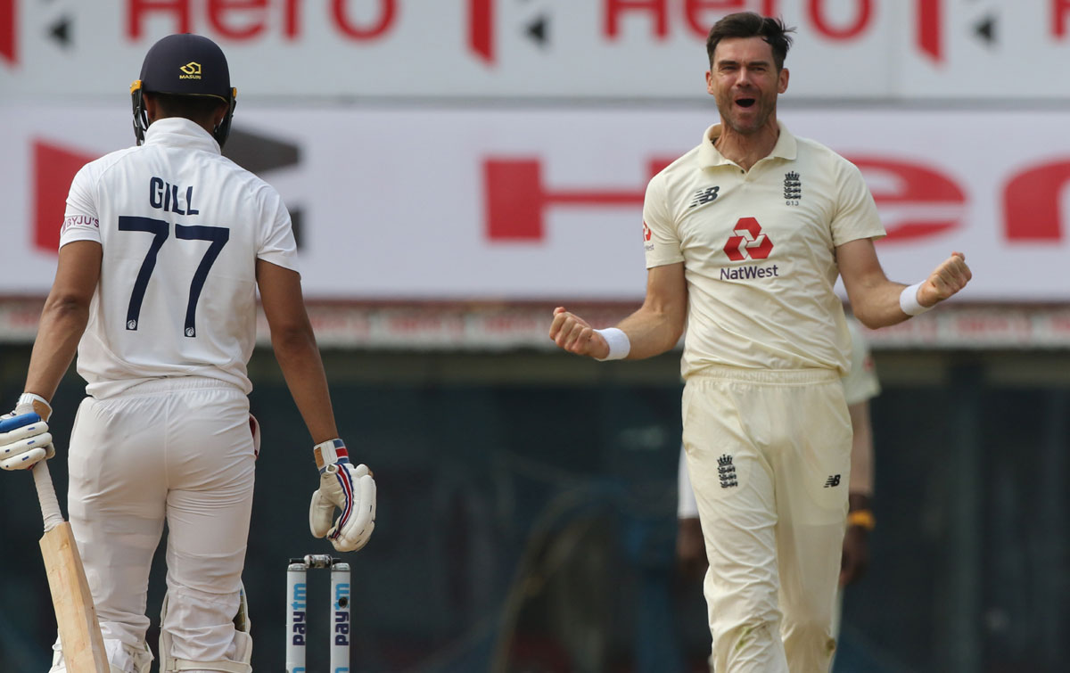 Anderson is in the best shape of his life: Eng coach