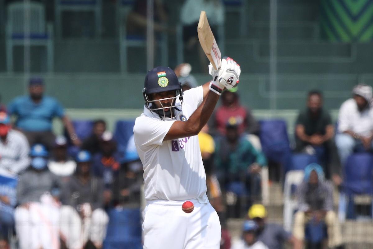 Rahane, Rathour behind Ashwin's batting form