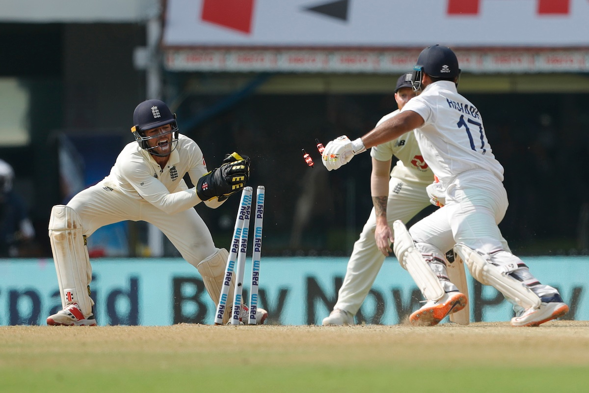 We know it will spin from ball number one: Ben Foakes