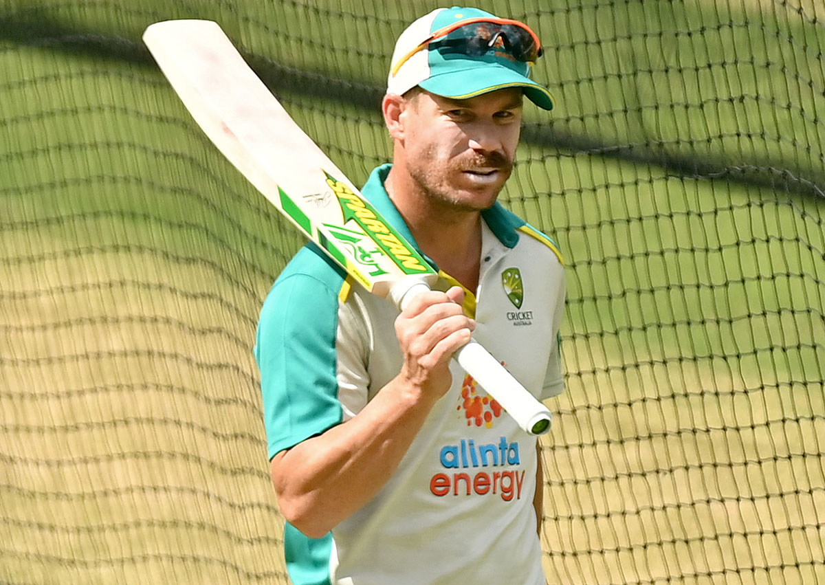 'Would be interesting when Warner writes a book'