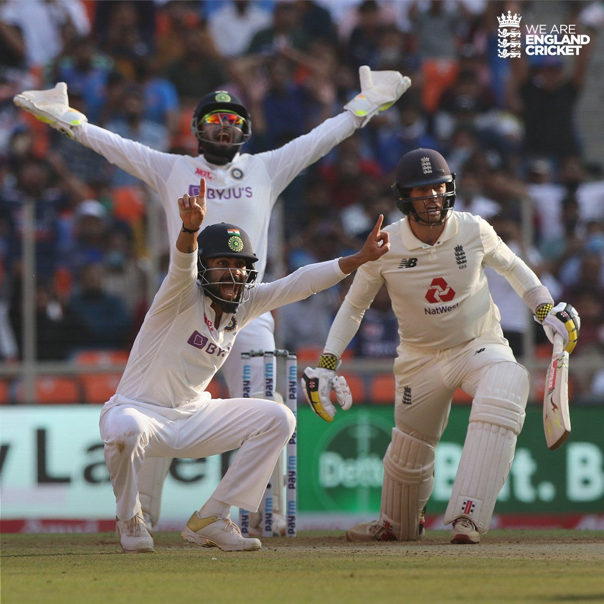 Cook slams Kohli's assessment of Motera pitch