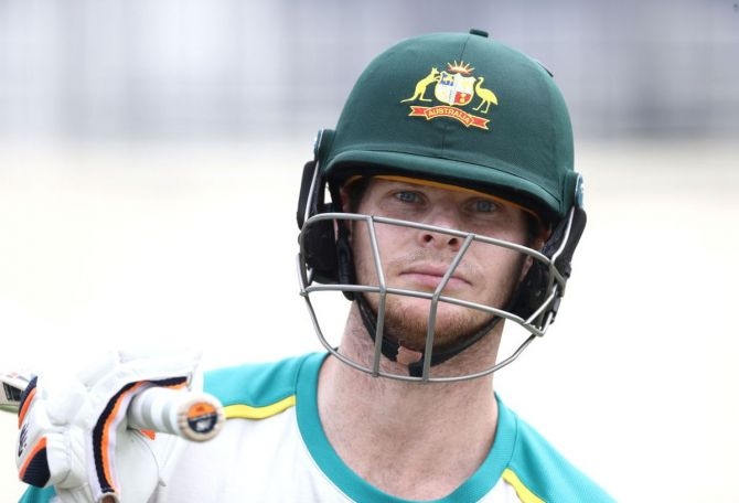 Steve Smith has failed to get going in the first two Tests of the series.
