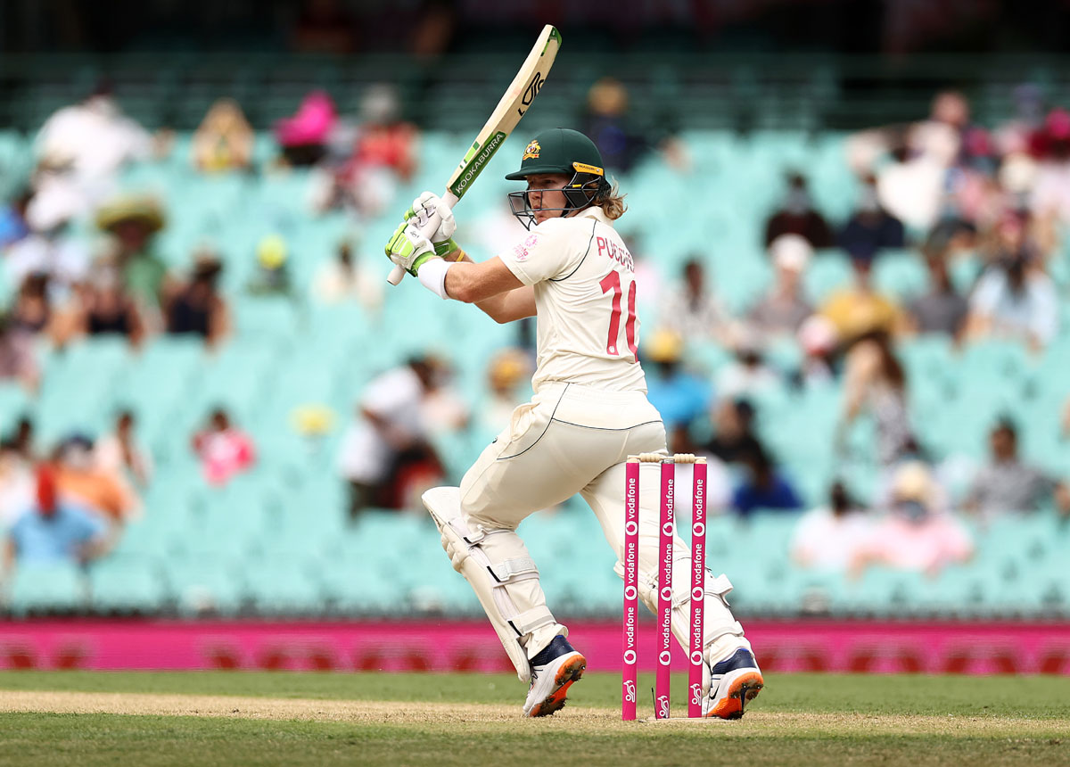Ponting 'very impressed' with Pucovski's innings
