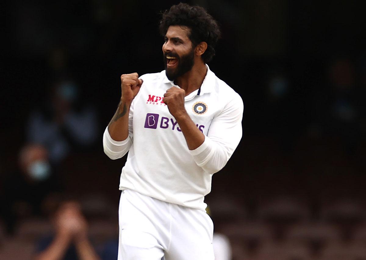 Jadeja's golden arm proves his India worth at SCG