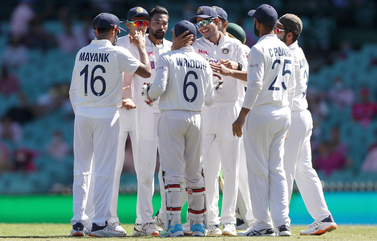 Injury-ravaged India eye improbable win at The Gabba