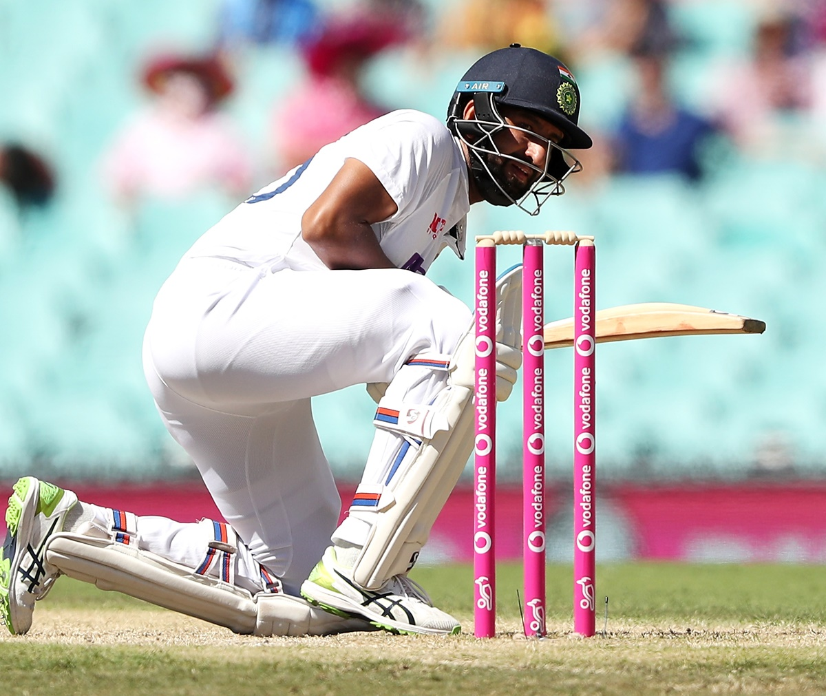 Pujara unmoved by criticism of stubborn style