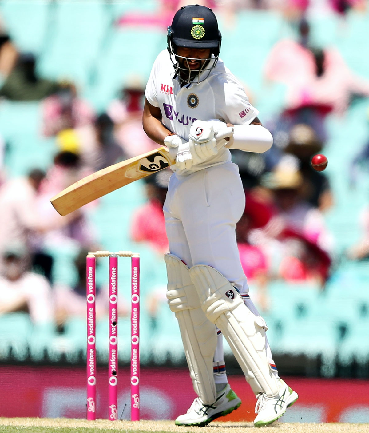 How the Aussies mastered Pujara's downfall