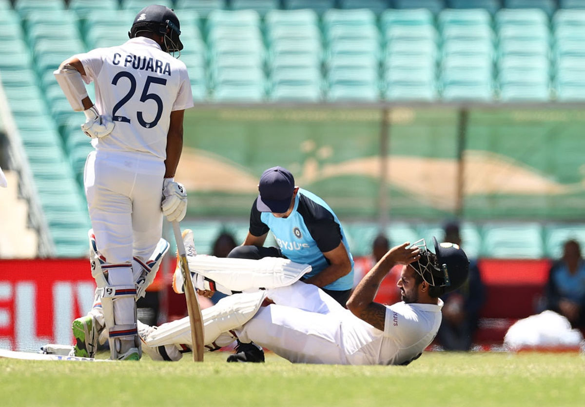 Team India's list of injury concerns grows