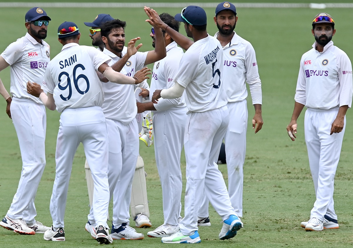India blessed with pace riches from Australia tour