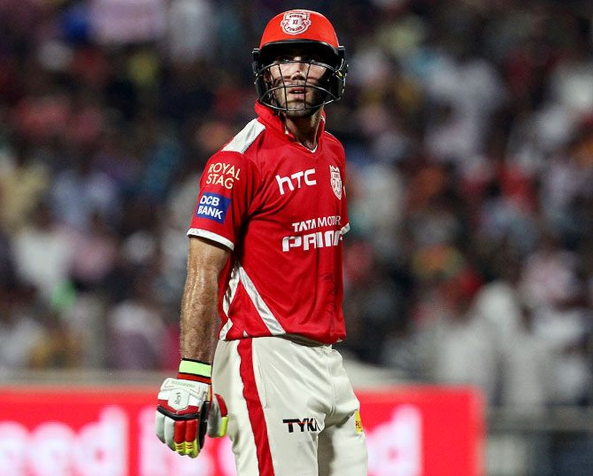 Glenn Maxwell was bought for INR 10.75 crores ahead of the 2020 season, but he was not able to do justice to his price tag