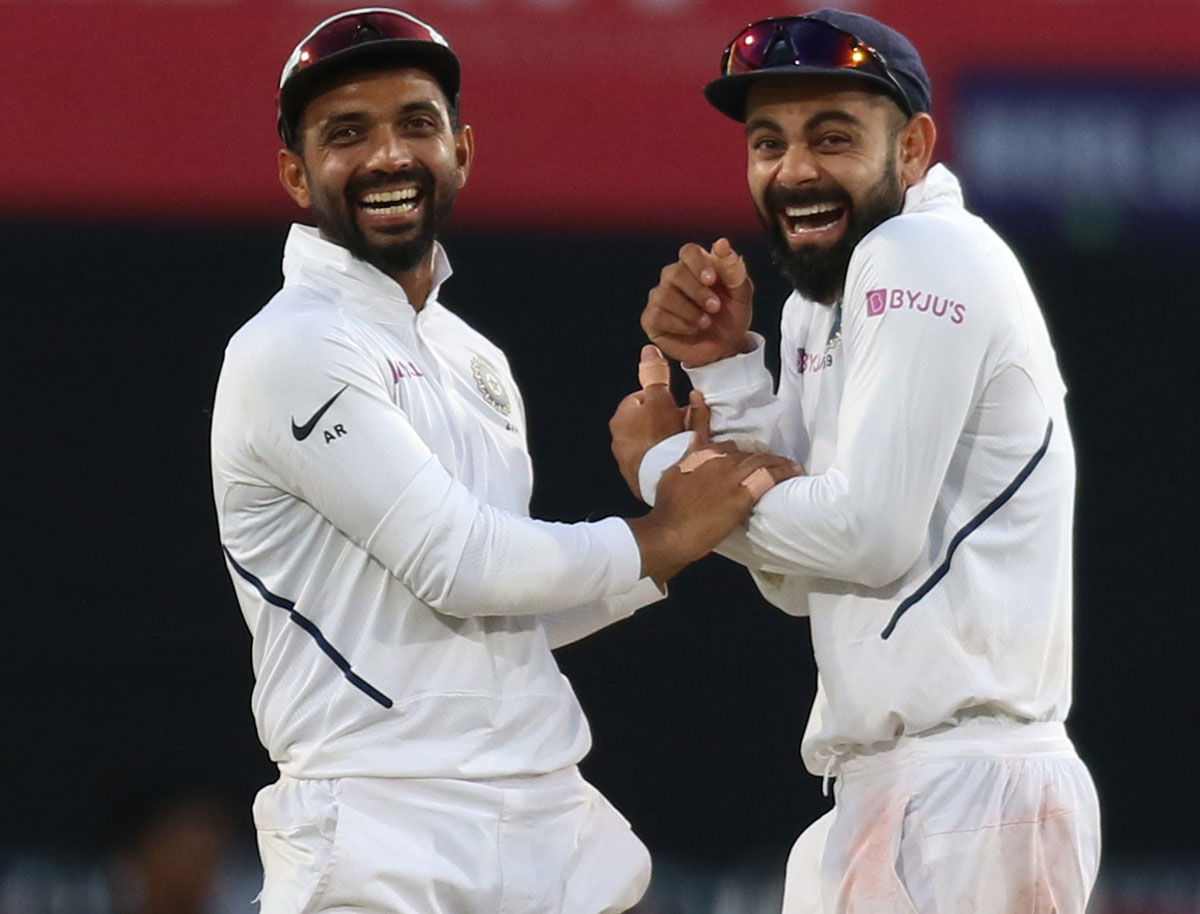 Won't give you any masala: Rahane on captaincy debate