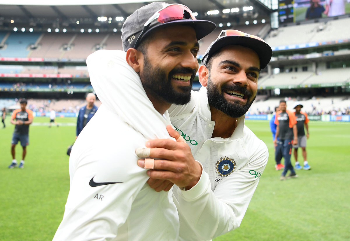 'Kohli taking charge from Rahane will be discussed'