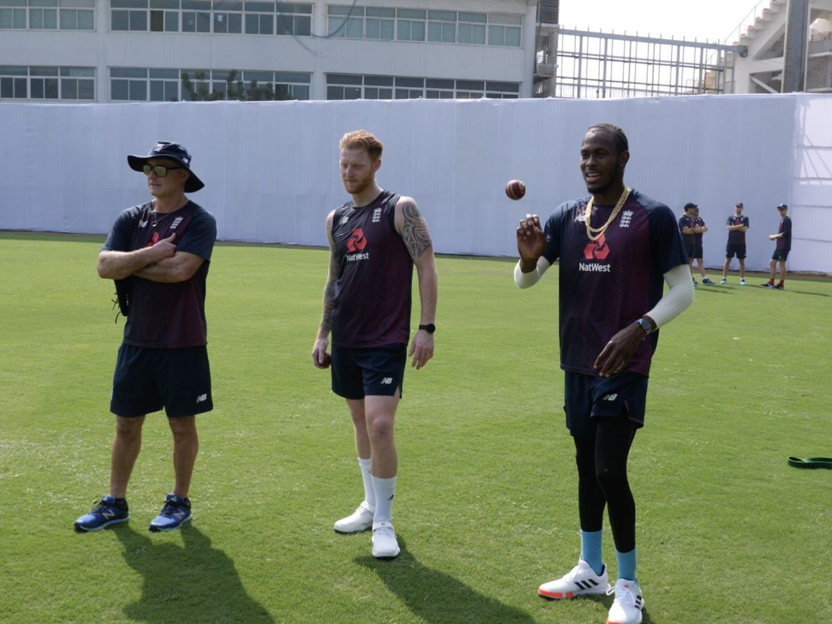 Why England is better at managing players in bubble