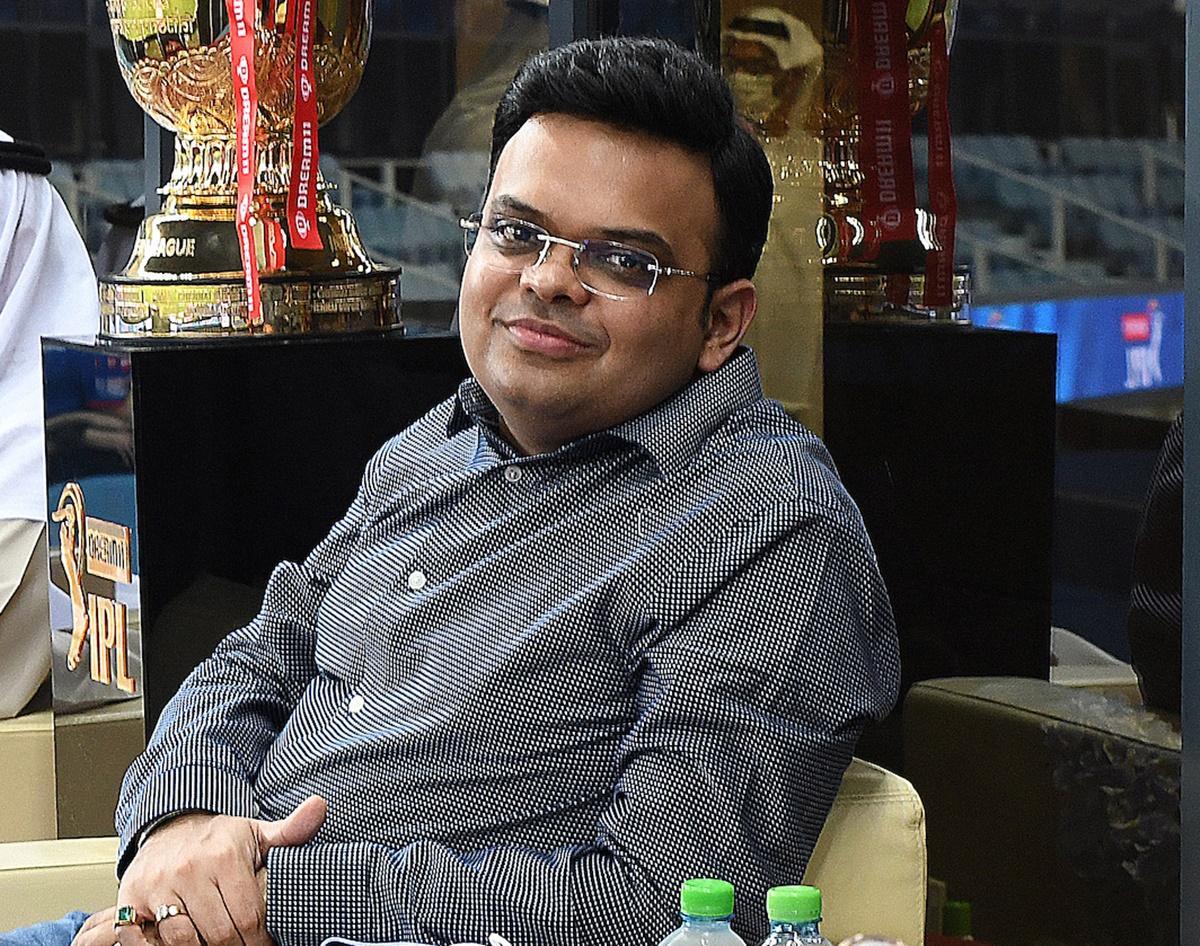 BCCI secy Jay Shah