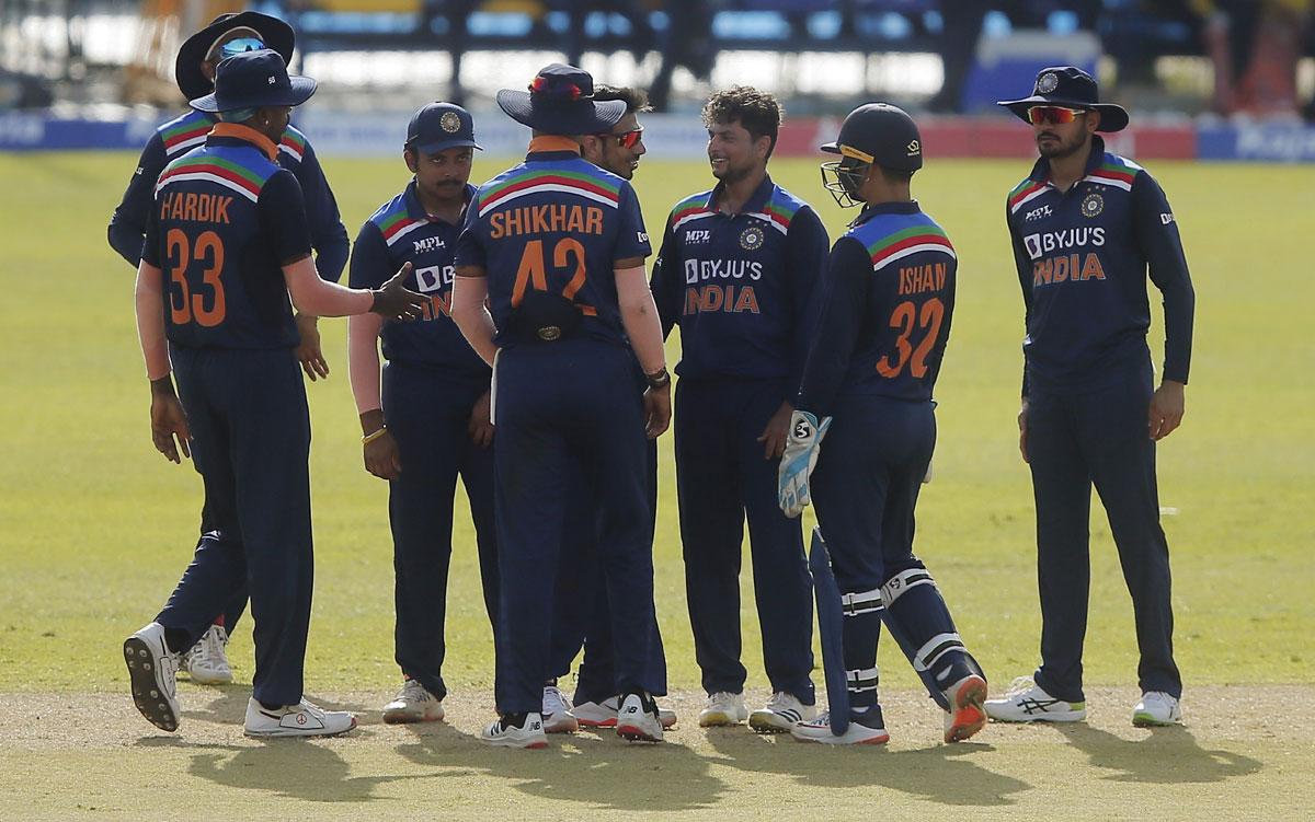 Kuldeep 'happy' to bowl alongside Chahal