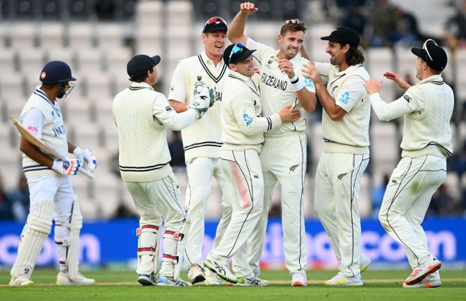 The 32-year-old Tim Southee said he would like to extend his career as much as he can and is taking inspiration from teammate Ross Taylor and England pacer James Anderson.