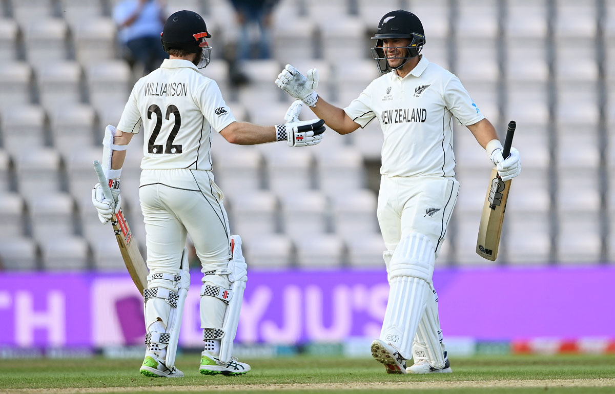 Shastri: 'Well played, New Zealand. Respect'