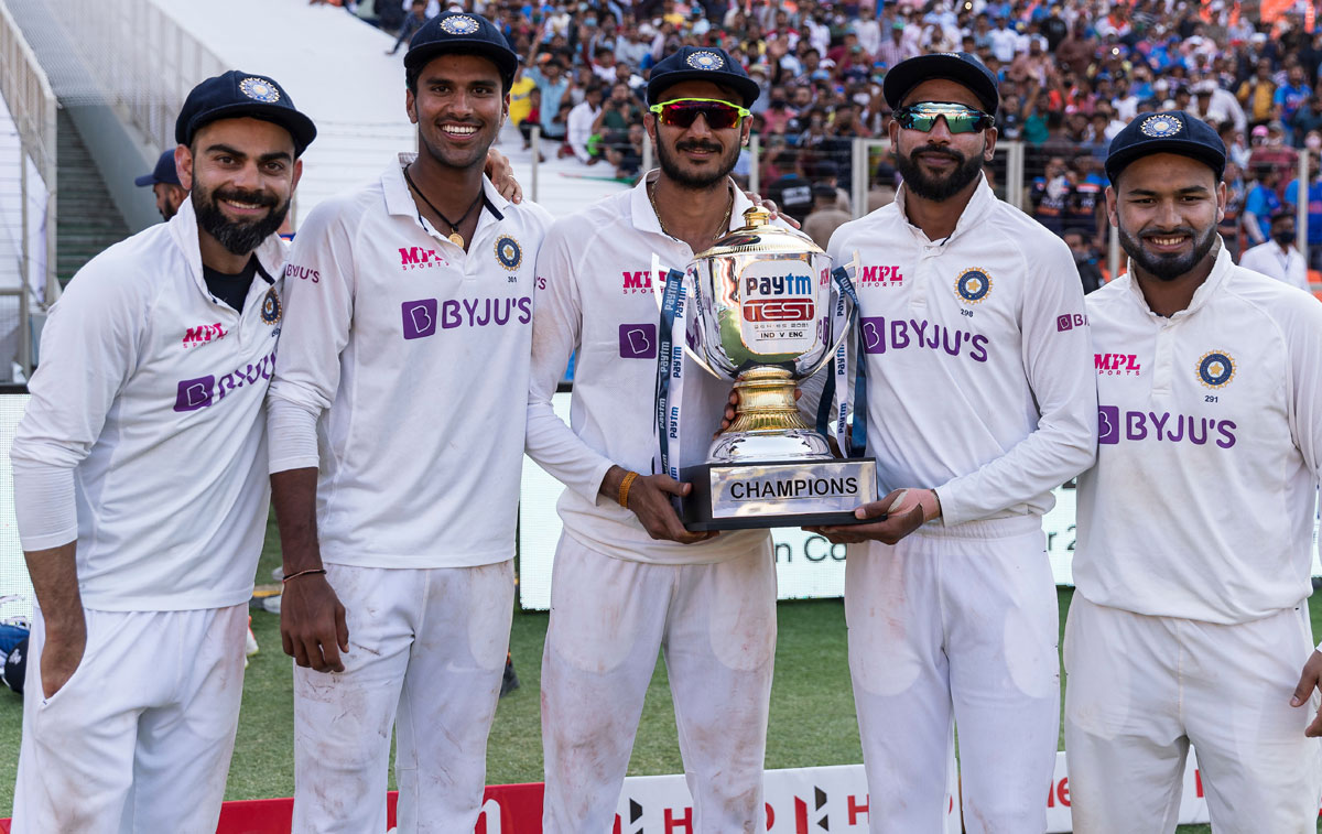 Shastri is 'Super proud of this bindass bunch'