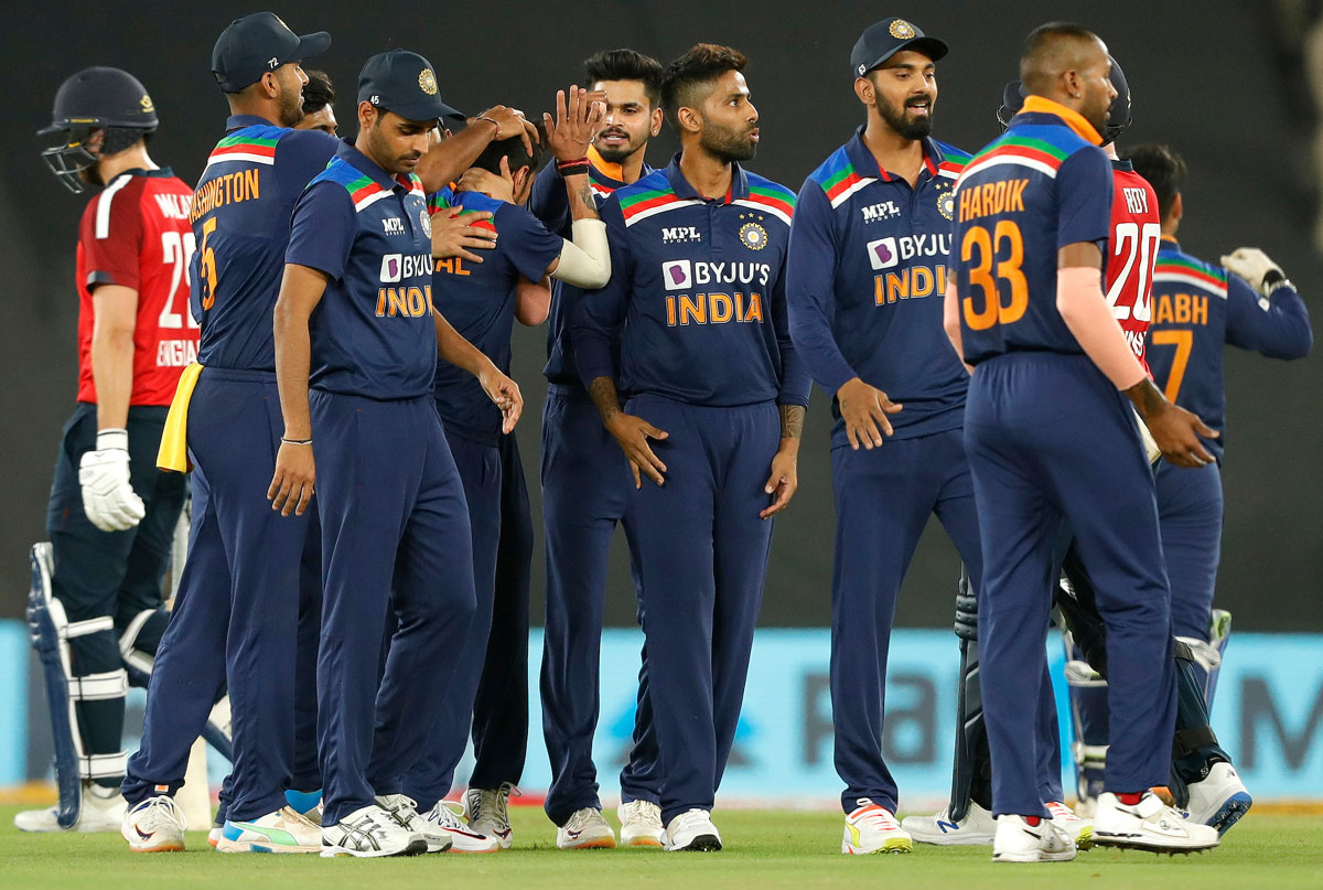 India came all guns blazing in the match: Morgan