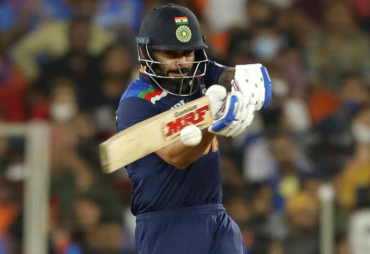 T20 rankings: Kohli returns to top 5