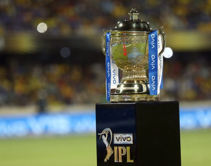 The IPL was postponed on May 4 after multiple COVID-19 cases inside its bio-bubble came to light.