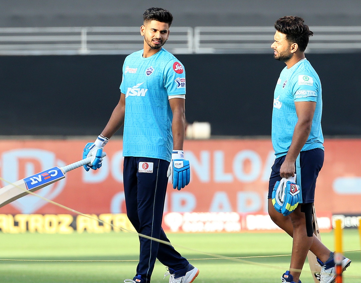 The similarities in Iyer and Pant's captaincy...