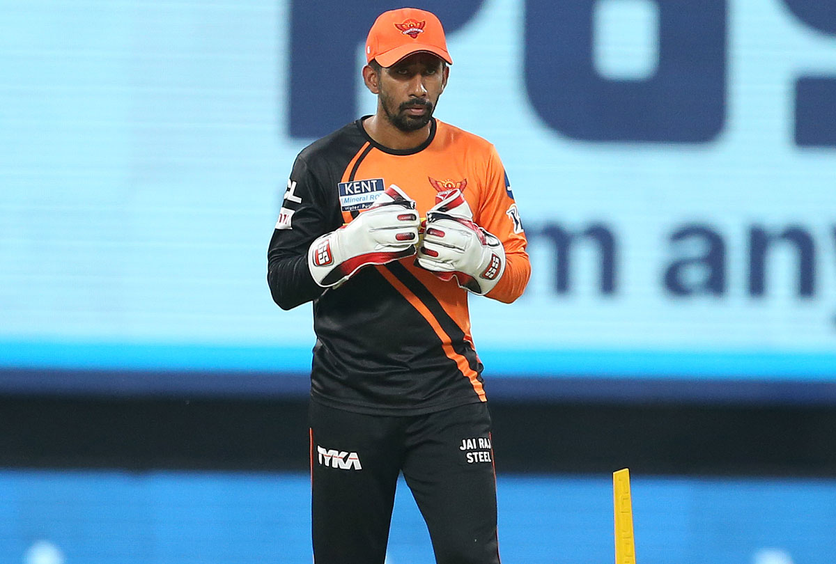 I was scared: Saha on battle with COVID