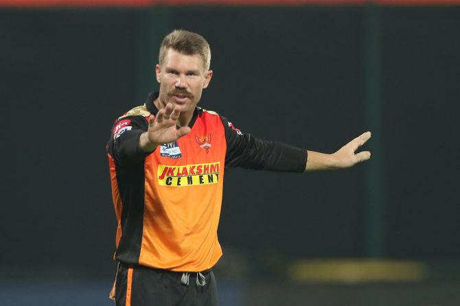 """The 34-year-old David Warner said being stripped off captaincy was """"a tough pill to swallow"""" but he would want to move on."""