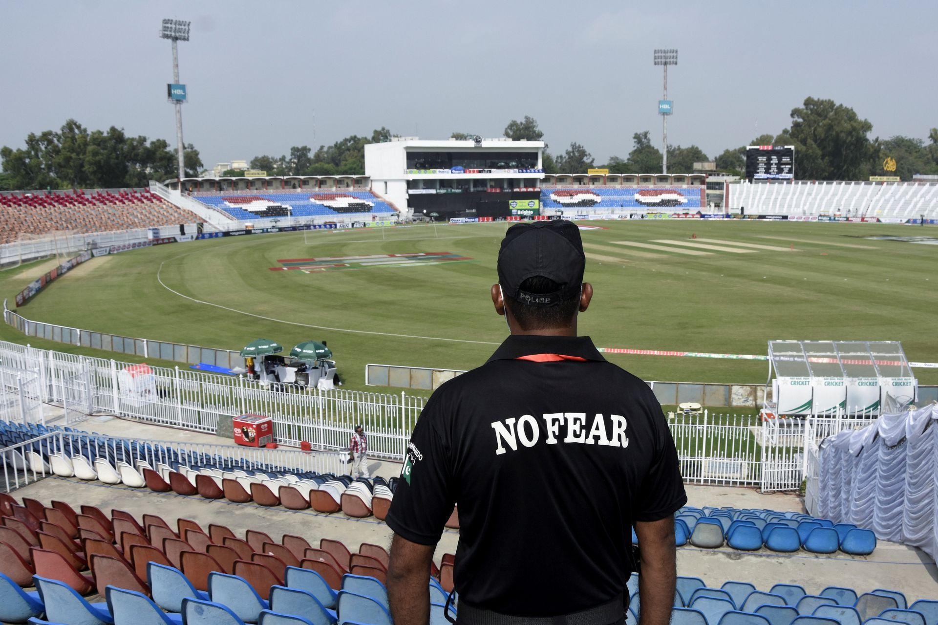 Pakistan says threat to NZ team originated in India