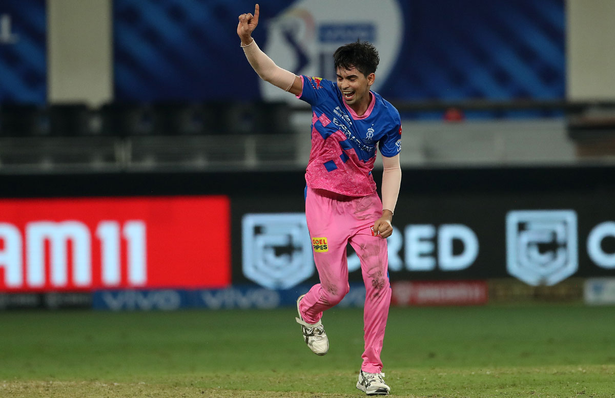 IPL: Tyagi's spell was number one spell that I've seen