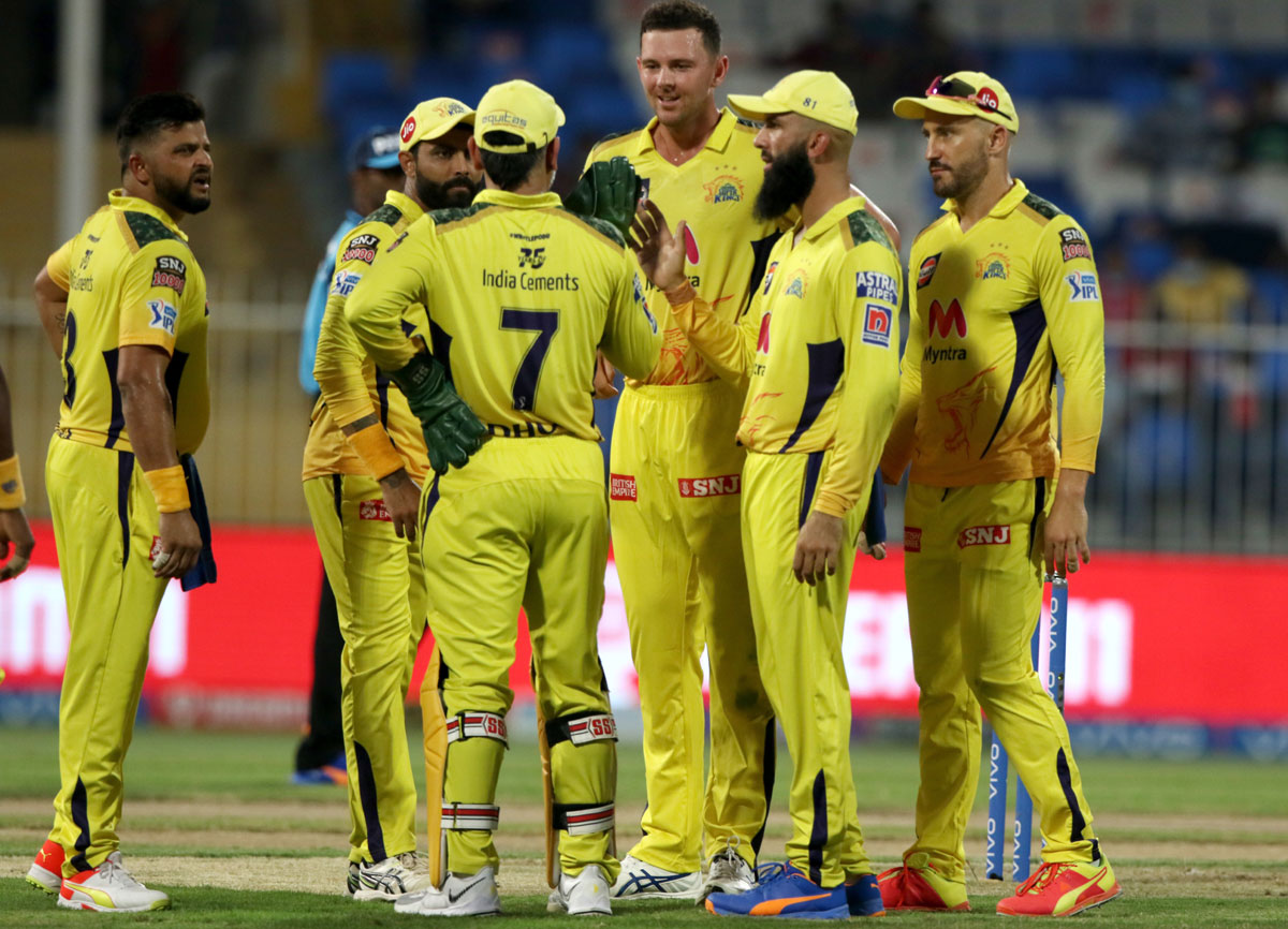 IPL 2021: CSK face in-form DC in battle of top two