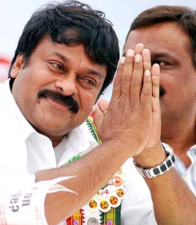 Chiranjeevi is now minister-cum-brand ambassador.