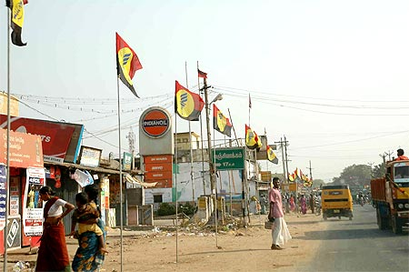 Tiruvallur is considered as a DMK bastion.