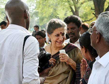 Ambika Soni, tourism and culture minister