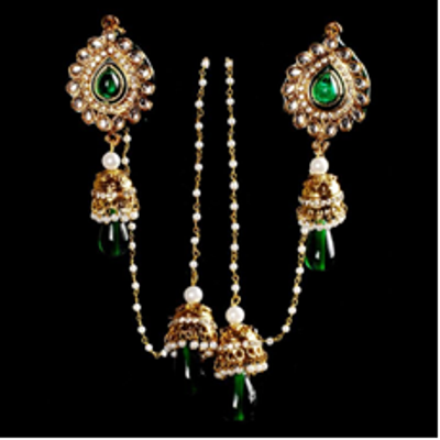 dc5102562e66b 4 Jhumkas That Make You Look Like a Diva - Latest Fashion Trends ...
