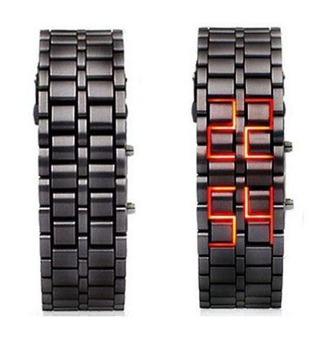 Led Watches For experimental watch hunters