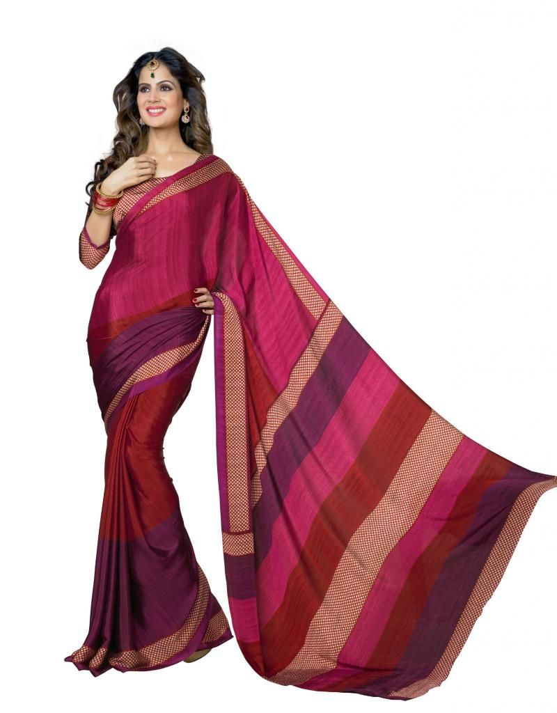 c928b231e510eb 9 Saree Materials Every Woman Should Own - Latest Fashion Trends ...