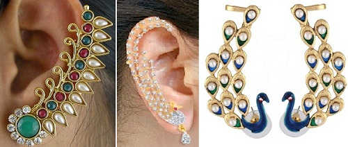 9 Celebrity Inspired Ear Cuff Styles You Just Cannot Miss