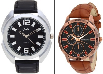 Watches with bigger dials