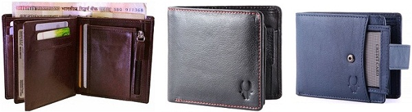 Premium leather wallets