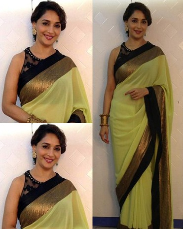 Bollywood replica saree