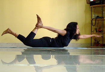 muscle pain five really easy yoga poses will cure it