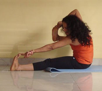 get uberflexible with these yoga poses  rediff getahead