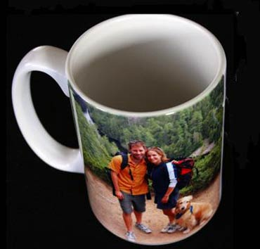 9. Personalised photo-printed memorabilia
