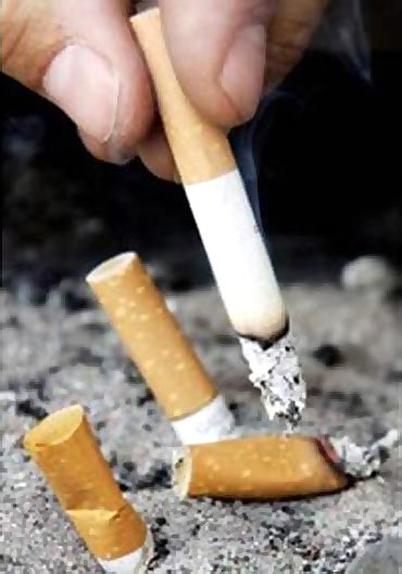 Cigarettes contain over 4,000 chemicals, all of which are extremely toxic to the body.