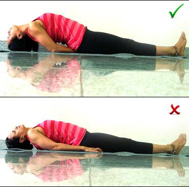 5 common yoga poses done wrong  rediff getahead