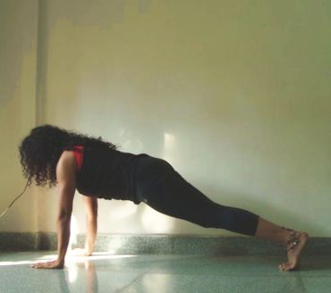 yoga prepare for the challenging crow pose  rediff getahead